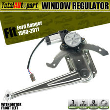 Window regulator With Motor for Ford Ranger 1993-2011 Front Left Drivers Side