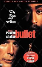 Bullet (DVD, 2003, Widescreen and Full Frame; R-Rated and Unrated)