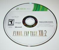 Final Fantasy XIII-2 (Game Only) for Xbox 360 Fast Shipping!