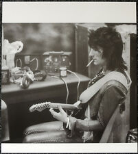 THE ROLLING STONES POSTER PAGE RON WOOD . Y56