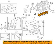 GM OEM-Engine Intake Manifold Gasket 19207929