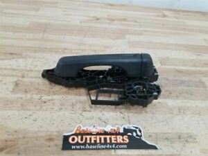 Jeep JL Wrangler Driver Front Outer Door Handle Assembly 2018 2019 2020 31815