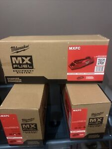 NEW Milwaukee MXFC MX FUEL Charger
