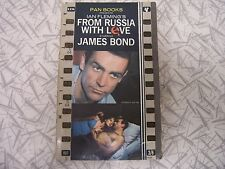 From Russia With Love by Ian Fleming 1964 Movie Tie-in Edition James Bond 007