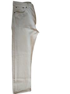 Vintage Levi's 501 Jeans Grade A 100% Cotton Classic Levis 501 White W38 L30