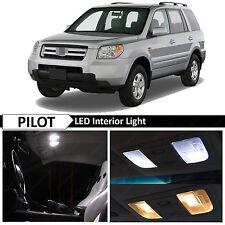 18x White Interior LED Lights Package Kit 2006-2008 Honda Pilot + TOOL
