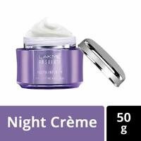 Lakme 50 gm Youth Infinity Skin Sculpting Night Creme Cream re-generate youthful