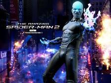 "Hot Toys The Amazing Spider-Man 2 Electro Jamie Foxx 1/6 Scale 12"" Action Figure"