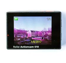 1080p Actioncam Full Spectrum Conversion Rollei 610 Digital Camera