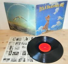 LP IT'S A BEAUTIFUL DAY s/t (Columbia 69/70 USA)2nd ps psych folk rock inner VG+