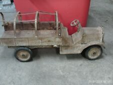 Vintage Keystone Packard Pressed U.S. Army Transport Truck original nice truck