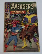 The Avengers #33 (1st Print) 7.0 FN/VF Marvel 1966