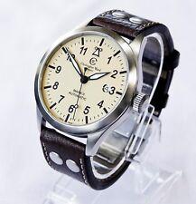 Christopher Ward C8 MkII Cream Automatic Pilot's Watch C8-SWT-MK2