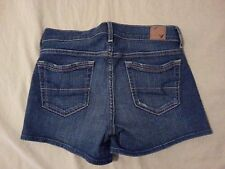 Womens Americam Eagle Outfitters Denim Shorts 0 Jean