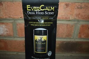 ConQuest Scents EverCalm Deer Herd Scent Stick 2.5oz New In Sealed Pack