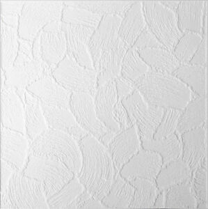 22m² Styroporplatten Deckenplatten Kellenputz 2,68 €/m²