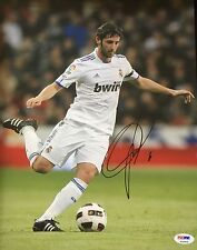 "REAL MADRID ESTEBAN GRANERO AUTOGRAPHED 11"" x 14"" PHOTOGRAPH PSA DNA P18928"