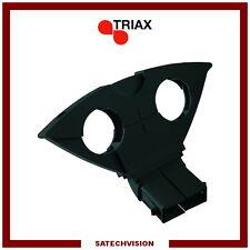 Support Multifeed 6° fixe Triax TD DUO 6 pour Paraboles ATD (LTD) 64 / 78 / 88