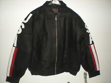 New Leather World USA Jacket by Lucky Leather Size XL