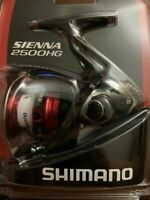 Shimano Fishing Reel, Sienna 2500HG
