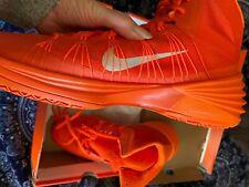 NIKE hyperdunk 2013 new with box orange 12.5 never worn~ original box intact~