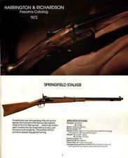 Harrington & Richardson Arms 1972 Gun Catalog