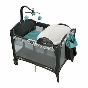 Graco Pack 'n Play Portable Seat & Changer Playard, Affina