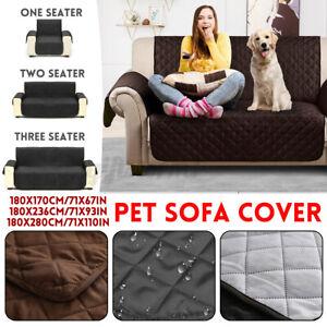 Sesselauflage Sofaschoner Haustier Sofaüberwurf Sesselschoner Sesselbezug DE