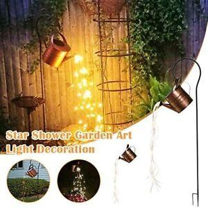 Star Shower Garden Art Light Decoration Fashion Outdoor Gardening Lawn Lamp