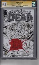 (B2) Walking Dead #1 WW Philly Sketch Edition CGC 9.8 SS *Signed and Sketched*