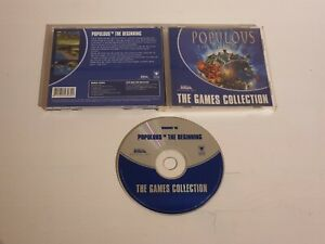 Populous: The Beginning, Electronic Arts, PC CD-ROM