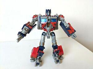 Transformers - Leader Class Optimus Prime Figure - Spares / Repairs /Junker