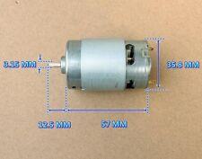 DC12V 20000RPM Power tool motor car model motor DIY high speed Electric parts
