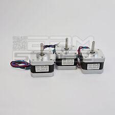 3 pz Motore passo passo NEMA 17 stepper motor arduino rep rap - ART. CN09
