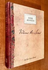 VOLUME THE SECOND: In Her Own Hand by Jane Austen (Facsimile manuscripts) 2014