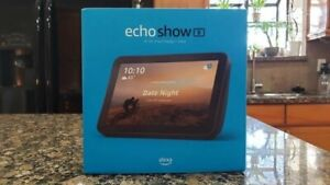 Alexa Echo Show 8 *NEW SEALED* HD video calling, digital photo frame