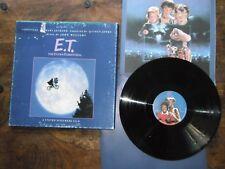 MICHAEL JACKSON E.T. RARE UK PRESSING  BOX SET LP 1982 EXC