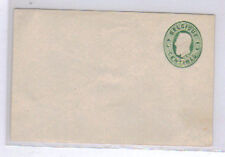 Belgium 10 Centimes Postal Stationery Envelope, NM