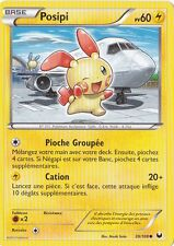 Posipi -N&B:Explorateurs Obscurs-39/108-Carte Pokemon Neuve France