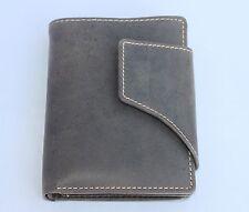 Geldbörse Naturleder Brieftasche Geldbeutel Portmonai Kombibörse Geldtasche