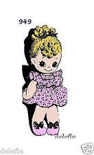 949 Vntg Design Doll Pattern Rag Doll 11 inch Little Girl Mail Order