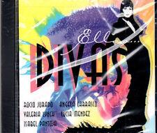 Ellas Divas     BRAND NEW FACTORY SEALED    CD