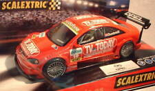 qq 6138 SCALEXTRIC OPEL ASTRA DTM DUMBRECK #19  TV TODAY