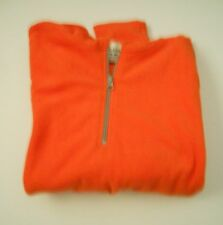 Old Navy Long Sleeve Kids Sweat Shirt Orange Xl New