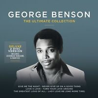 GEORGE BENSON - THE ULTIMATE COLLECTION 2 CD NEW!