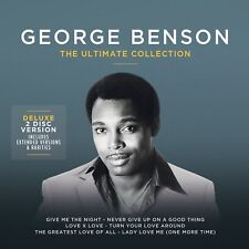 GEORGE BENSON - THE ULTIMATE COLLECTION 2 CD NEW+