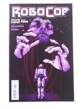 Boom Studios RoboCop #4 (2014)