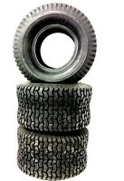 13X6.50-6 TUBELESS SET OF 3 TIRES LAWN MOWER RIDE-ON LAWN AND GARDEN EQUIPMENT