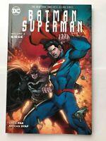 Batman Superman Volume 4 Siege - DC Comics Graphic Novel Trade Paperback