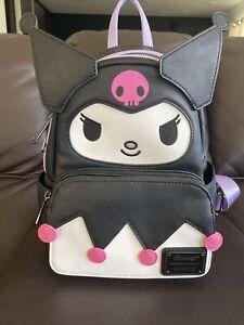 Hello Kitty Kuromi Loungefly Backpack